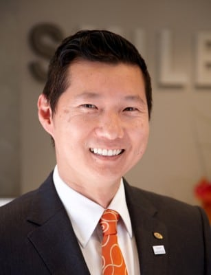 Sydney cosmetic dentist, Dr. David Lee