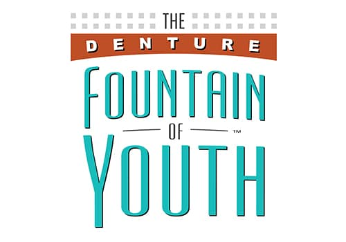 The Denture Fountain of Youth® logo