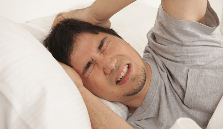 3 Reasons You Wake Up With a Headache