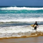 Surfer Loses Dentures — But Ocean Returns Them